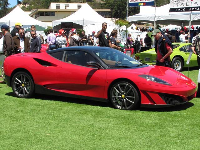 $3 million Ferrari SP1 at Concorso Italiano