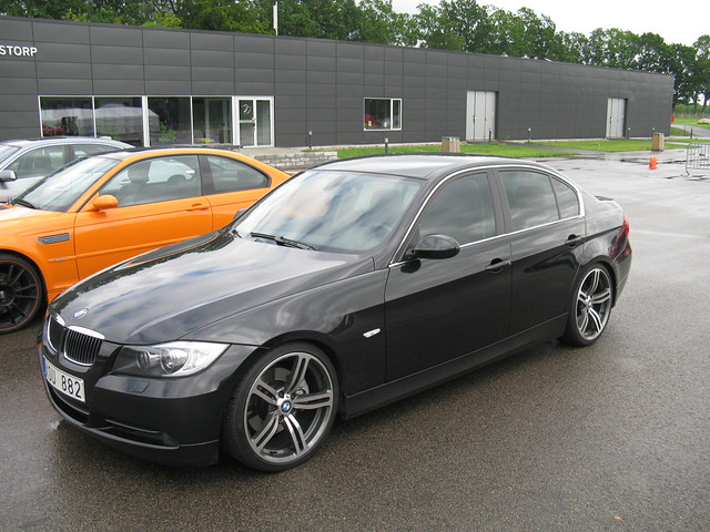 Image of 3-series (E90)