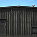 Black Shed Blue Sky