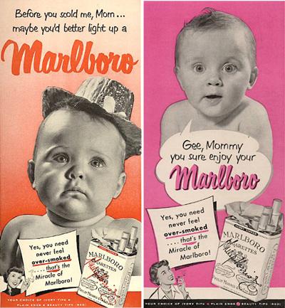 Marlboro Soccer Mom Advert