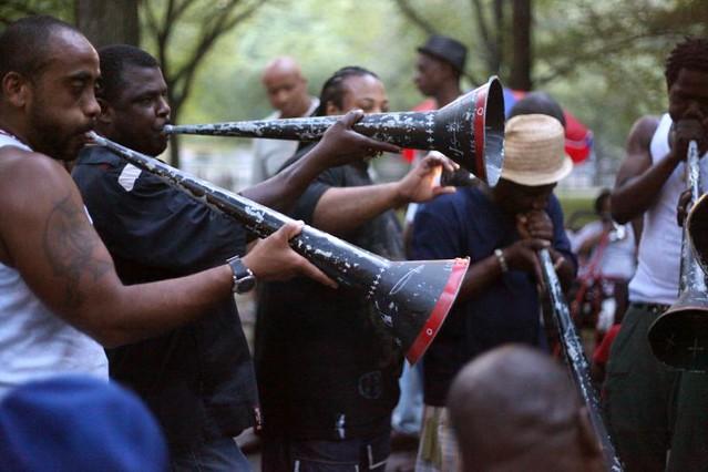 Rara , music of Haiti - a photo on Flickriver