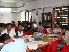 KTS Bible college Library