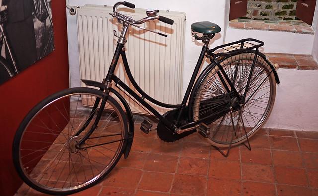 Groningen Fongers expositie 635 Queen's bicycle