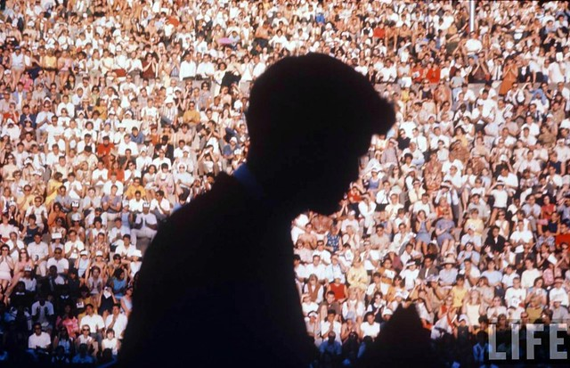 Robert F. Kennedy Campaign, by Bill Eppridge