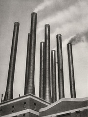 Ford Factory, Detroit, Michigan, 1926, by E.O. Hoppe