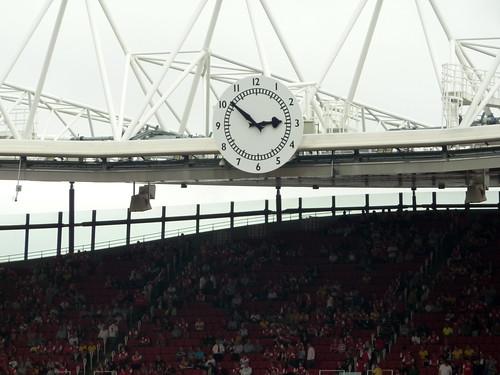 stadium clock