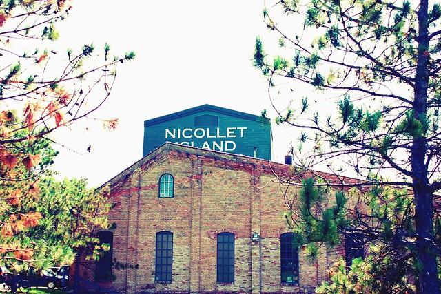 Nicollet Island