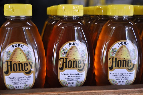 Tupelo Honey From Robinson 39 S Pecan House Lamont Florida