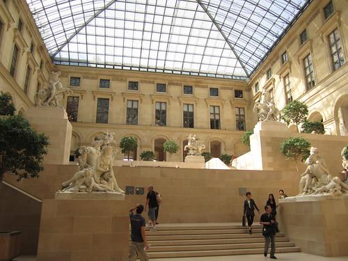 ルーブル美術館 - 無料写真検索fotoq