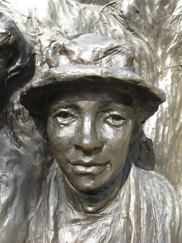 Harriet Morison - Kate Sheppard Memorial