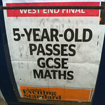 5-Year-Old Passes GCSE Maths