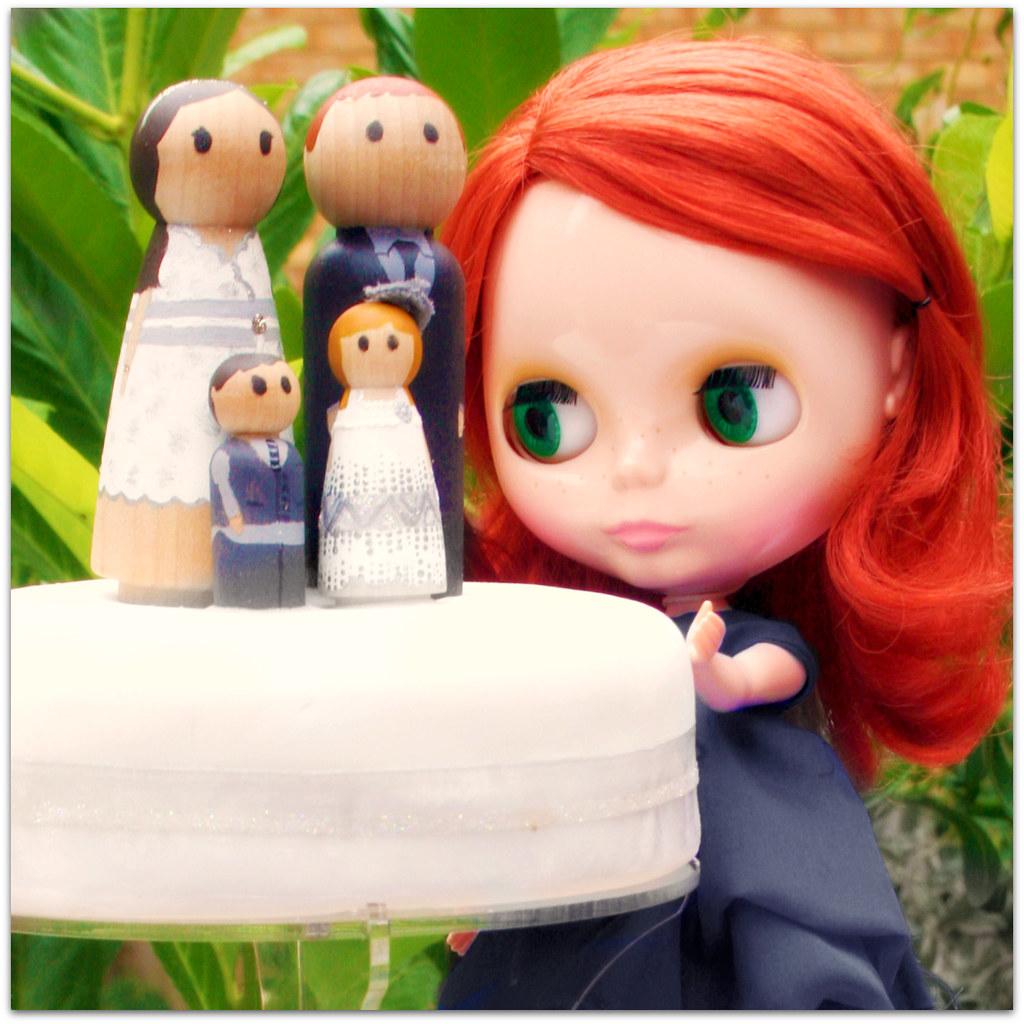 Blythe vs Cake
