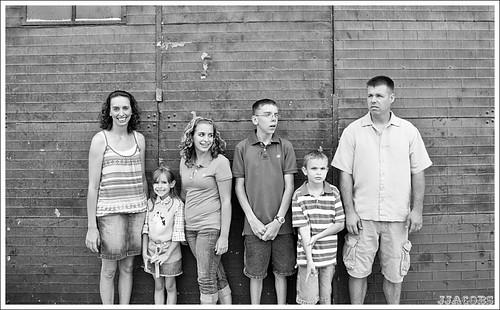 Natalie & Family