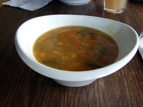Corn Soup from One Love Soup Company