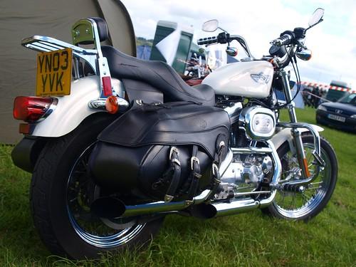 Harley Davidson Motorcycles - 2003
