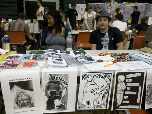 POC Zine Project at Portland Zine Symposium
