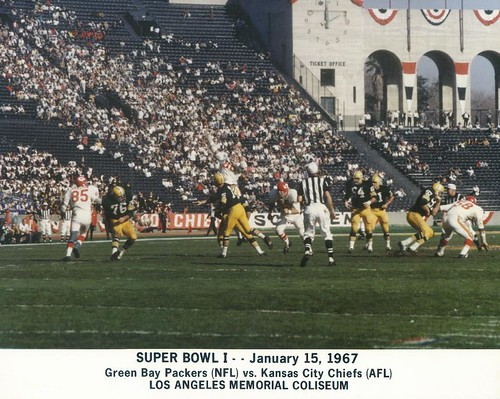 Super Bowl I - Packers vs. Chiefs
