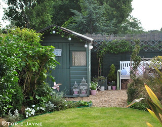 My garden shed - after