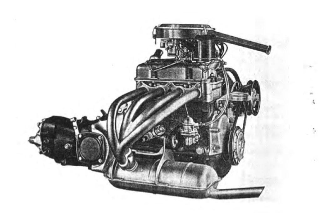 Engine Removal  U2013 Part 1