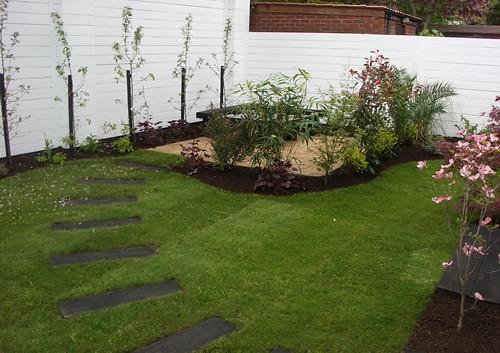 Small Simple Backyard Design Ideas :  small garden ideas design and construction the perfect small garden
