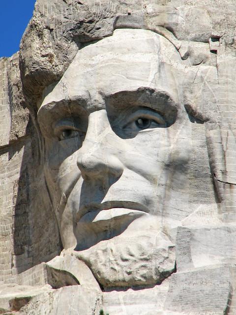 Mount Rushmore Abraham Lincoln Abraham Lincoln