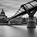 millenium bridge by Ally81