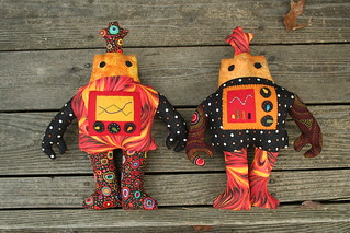 wee wonderfuls robots
