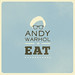 "Ad Andy Warhol film ""Eat"" // Cartel película A.W ""Eat"""