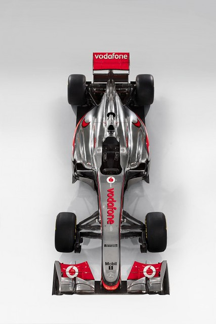 McLaren MP426 2011 F1 Studio