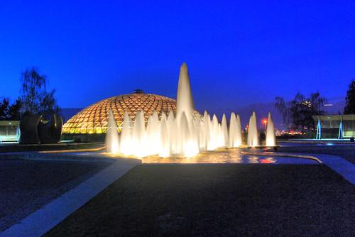 Blodel Fountain
