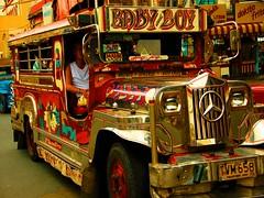 The Jeepney - Manila, Philippines