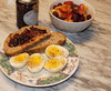 breakfast simplicity
