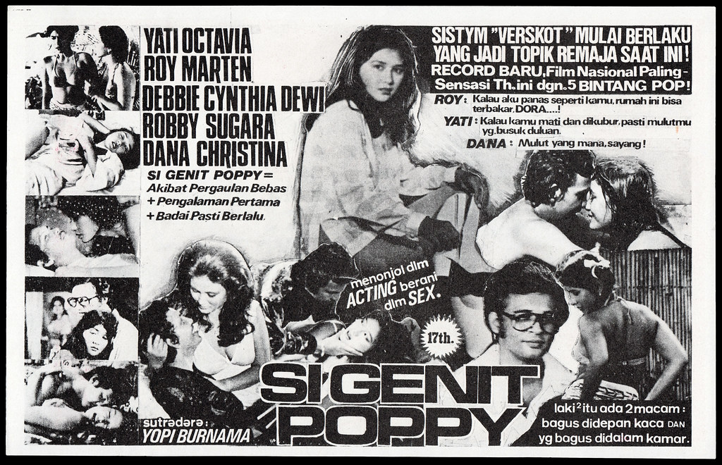 Indonesian Film Poster Archive's most interesting Flickr