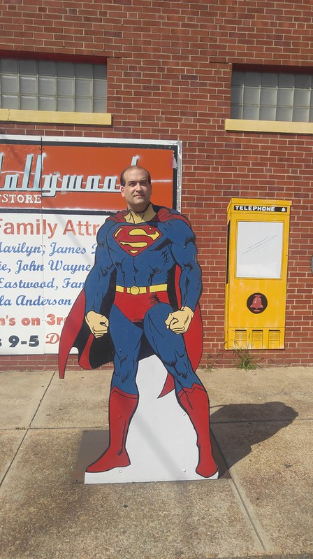 Superman, Metropolis, IL