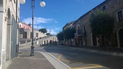 Via Mario Pagano (street)