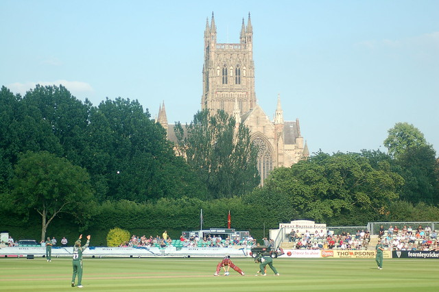 Worcestershire Royals v Northants Steelbacks T20 June 2010 067