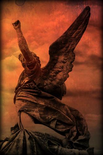 sculpture halloween monument cemetery grave graveyard statue angel dead death sadness scary sad mourning headstone eerie graves creepy spooky mausoleum cherub horror statuary angelic sorrow crypt boneyard mourn mournful gravemarker mountolivetcemetery taphophile mtolivetcemetery