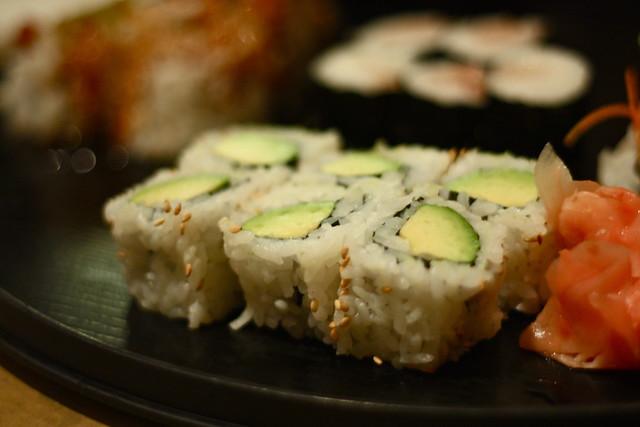 Avocado Rolls   Flickr - Photo Sharing!