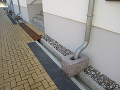 Architecture, stormwater detail