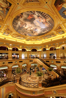 The Grand Hall, The Venetian Macau
