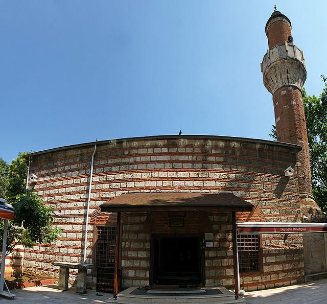 Karabaş Mustafa Ağa Camii - Tophane