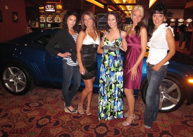 Weekly Calendar Javascript : Cadillac jacks calendar girls samantha gutstadt camille