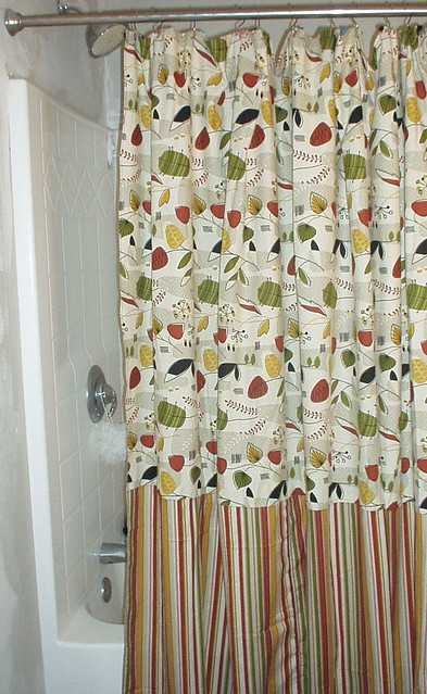 Shower Curtains With Matching Window Curtains Madart Shower Curtain