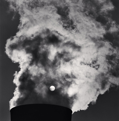 Ratcliffe Power Station, Study 68, Nottinghamshire, by Michael Kenna 2003