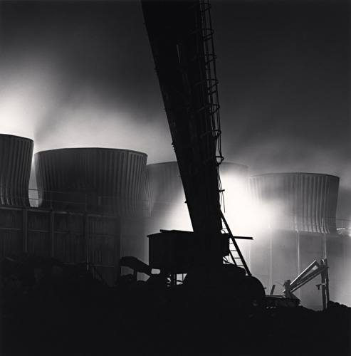 The Rouge, Study 15, Dearborn, by Michael Kenna 1993