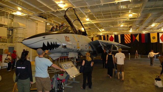 The Tomcat, famous from Tom Cruise.