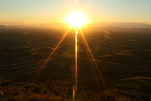 Palouse Sunrise 5