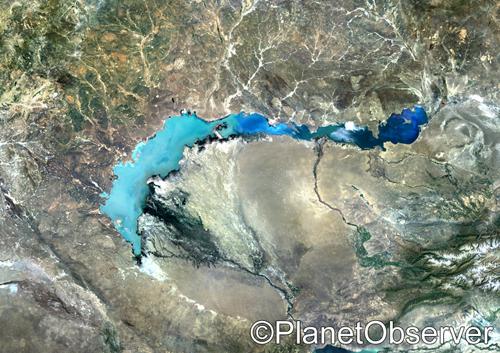 lake balkhash map - photo #29