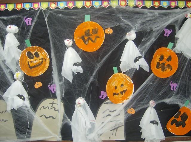 Fabric ghosts!