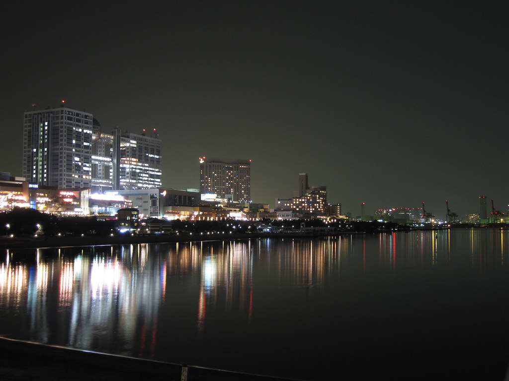 City on the water - Daiba
